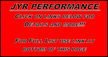 JYR PERFORMANCE 